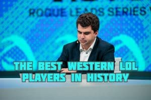Bwipo as a guest analyst on LEC | Best LoL Western Players