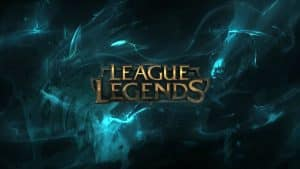 Loading screen showing What is League of Legends