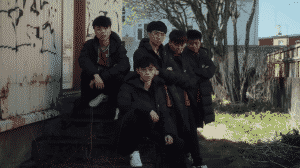 PSG Talon Posing Beside a Wall | LoL PCS Banner