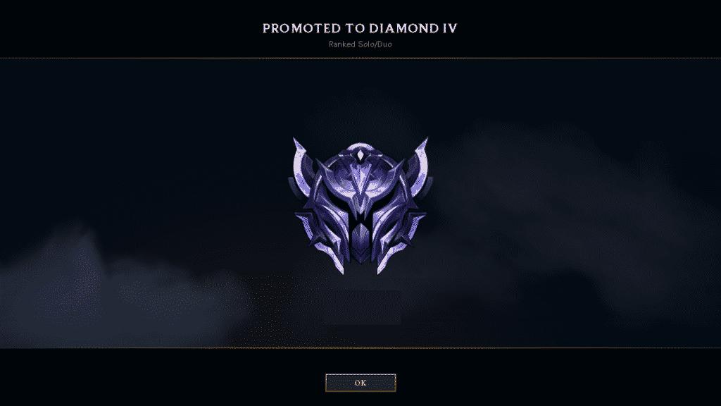 Loading Screen Diamond 4 Rank Up