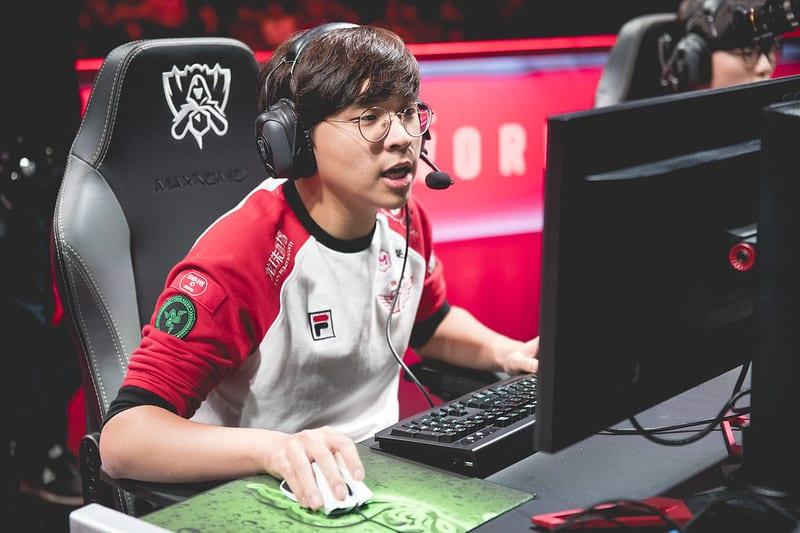 SKT T1 Bengi intently playing - Esports Players Retirement