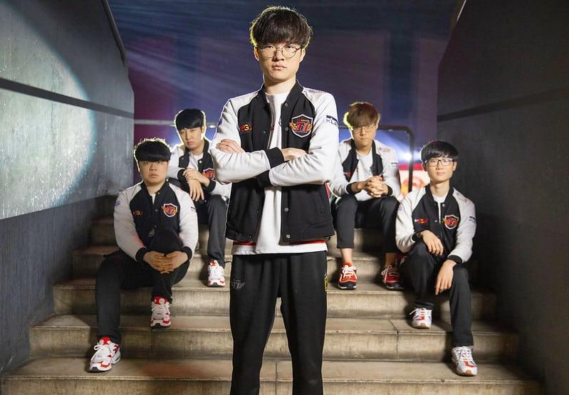 SKT T1's entire roster - Worlds 2021 Update