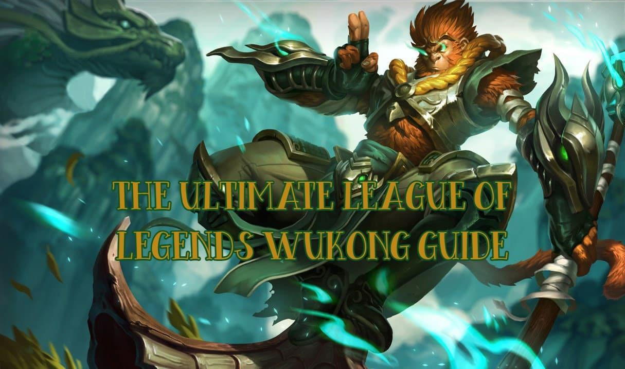 Wukong as an eastern warrior - Wukong guide banner